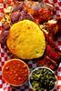 IMG_8208 (David Danzig) Tags: bs crackling bbq barbecue cracklin restaurant food pulled pork ribs smoked chicken baked beans collard greens