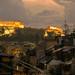 Acropolis Sunset @Athens (Tassos Gi.) Tags: athens acropolis night sunset greece