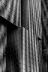 De Rotterdam (2/2) (Armando van Bruggen) Tags: de rotterdam zwart wit bw black white netherlands 2017 nikon d7200