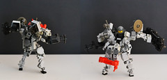 ARM Suit Back and Open (Milo _Z) Tags: hardsuit lego armsuit