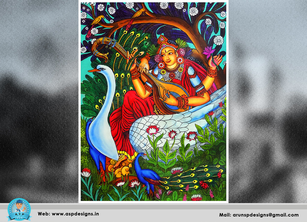 The Worlds Best Photos Of Krishna And Painting - Flickr -9602