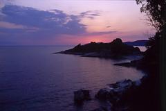 kodak e100vs sunset colors №2 (Yuree M) Tags: kodak e100vs sunset colors corfu greece sigma 35 14 a autaut пленка film 135 35mm e6 ektachrome epson v700
