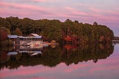 Lake Johnson (miguel_sanada) Tags: lakejohnson lake canon5d raleigh nc 2470mmf28