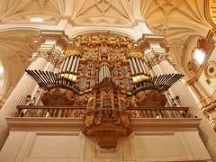 18.10.2016 - Grenade, la cathédrale (9) (maryvalem) Tags: espagne spain andalousie alem lemétayer alainlemétayer orgues