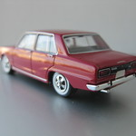 NISSAN SKYLINE 2000GT 1969 (Red)