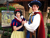 Snow White and The Prince (meeko_) Tags: snow white snowwhite princess prince snowwhiteandthesevendwarfs characters disneycharacters germany worldshowcase epcot themepark artfulepcot valentinesday walt disney world waltdisneyworld florida explore
