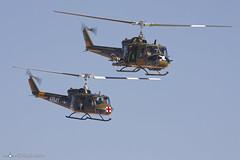Aviation Nation 2007 (PhantomPhan1974 Photography) Tags: nellisafb nellis lasvegas usaf usairforce airshow qf4e 82ndatrsdet1 huey uh1b mcdonnelldouglas bellhelicopters f4e phantomii f22 p51d a10c a10