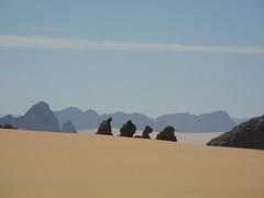 Chad Tibesti NE (ursulazrich) Tags: tschad chad ciad tchad tibesti sahara desert sand rocks mountains himmel ciel sky clouds wolken