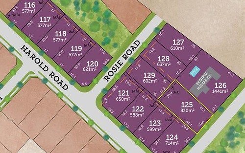 Lot 125/42 Rees James Road, Raymond Terrace NSW 2324