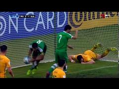 العراق ( 1 - 1 ) استراليا تصفيات كأس العالم: آسيا (ahmkbrcom) Tags: كأس العالم