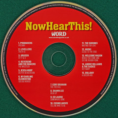 WORD - Now Heat This! (Leo Reynolds) Tags: xleol30x squaredcircle free magazine cd compact disc compactdisc music sqset120 canon eos 40d xx2015xx sqset