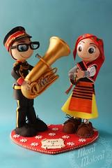 fofuchas zamoranas (moni.moloni) Tags: banda pareja musica tuba traje regional zamora foamy danzas coros folclore fofucho gomaeva fofucha fofuchos fofuchas