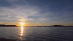 Sunset time lapse (~Teemu~) Tags: sunset finland timelapse video nikon d7100