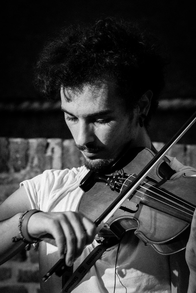 The World's Best Photos of guy and violin - Flickr Hive Mind