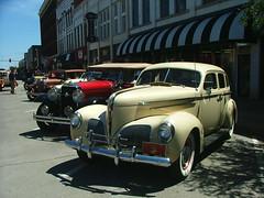 DSCF3378 (jHc__johart) Tags: auto classic oklahoma vintage automobile studebaker carshow chickasha