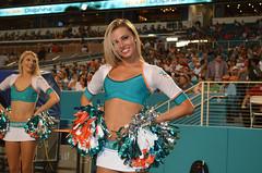 Paige B. (jackson1245) Tags: miami dolphins mdc nflcheerleaders miamidolphinscheerleaders dolphinscheerleaders