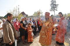 069. Patron Saints Day at the Cathedral of Svyatogorsk / Престольный праздник в соборе Святогорска