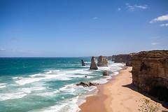 Twelve Apostles 3563 (Ursula in Aus) Tags: drive coast scenic australia victoria vic coastline thegreatoceanroad thetwelveapostles surfcoasthighway