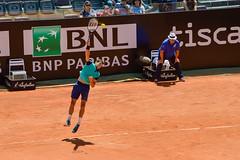 Grigor Dimitrov serve per il match (stefanolovato) Tags: roma atp tennis servizio foroitalico matchpoint internazionalibnlditalia grigordimitrov campocentrale grigordimitrovvsjerzyjanowicz