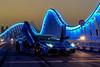 Chrome Bull (ASG || Photography) Tags: blue italy beautiful car dubai fast chrome arab tron lamborghini supercar unitedarabemirates supercars lambo blackrims meydan carporn hypercar worldcars aventador lp7004 lamborghiniaventador