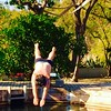 IMG_7076 (danimaniacs) Tags: shirtless man hot sexy guy pool jump pond dive hunk trunks speedo swimsuit stud mansolo