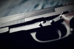 New toy (|v3rba|) Tags: gold 22 gun arm cal target standard pistola lr 89 beretta tiro detention poligono bersaglio beretta89goldstandard22lr