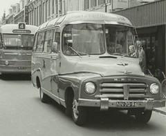 Opel Blitz (Domburg Coachwork) (timvanessen) Tags: archief noordhollands beeldbank nn7096