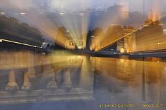 debod7 (al perez / leo.jinlaohu) Tags: madrid park parque sunset sky espaa cloud lake abstract reflection lines lago temple pond zoom reflected cielo reflejo estanque puestadesol bluehour abstracto ocaso nube templo magichour reflexin  debod        lneas              horamgica    horaazul