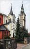 Тересполь, Польша, Костел Святой Троицы (zzuka) Tags: church poland польша костел terespol тересполь