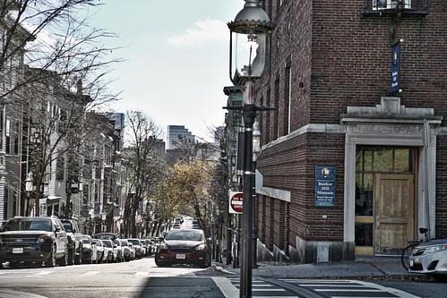 #boston #bunkerhill #architecture #cityscape #urban #canon #fall #autumn