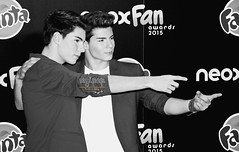 Gemeliers - Neox Fan Awards 2015 (MyiPop.net) Tags: madrid fan neon amelie harmony awards calum fifth 2015 nexo dvicio gemeliers