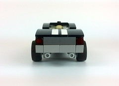 "1970 Chevrolet Chevelle SS454 LS5 ""Melba Toast"" (timhenderson73) Tags: hot chevrolet car lego muscle toast chevelle confused rod 1970 custom dazed melba ls6 ls5 wooderson ss454"
