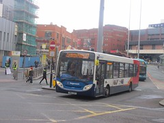 Stagecoach M&SL 27147 SN64OHV Queens Sq Bus Stn, Liverpool on 17 (1280x960) (dearingbuspix) Tags: stagecoach stagecoachnorthwest stagecoachmerseyside 27147 stagecoachmerseysidesouthlancashire sn64ohv