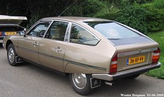Citron CX 2000 Athna 1981 (XBXG) Tags: auto old france holland classic netherlands car vintage french automobile 2000 nederland citron cx voiture des 1981 frankrijk fte 2008 paysbas ancienne limousines franaise bruchem citroncx athna 36xfvv