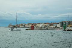 il mare di Pirano 3 (agu!) Tags: blue sea sky azul boat mar town mare barco pueblo ciudad slovenia cielo lugares piran slovenija azzurro eslovenia citt velero paese maritima pirano martima