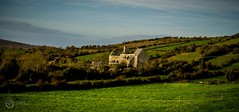 Paysage Irlandais (j.reagle4) Tags: old ireland castle visit chateau vieux irlande runes ruines