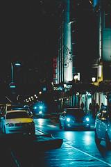Light City (PetterZenrod) Tags: street city light españa luces calle burgos