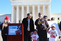 On One-Year Anniversary of President's Obama Immigration Relief Announcement, Hundreds of Families to Rally at Supreme Court to Demand Implementation