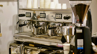 Coffee Maker & Espresso Machine