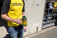 Borussia Dortmund - Sinsheim (snej1972) Tags: germany deutschland football soccer fans dortmund supporters bundesliga westfalenstadion ultras hopp fahnen tsg sinsheim fusball hoffenheim 1bundesliga