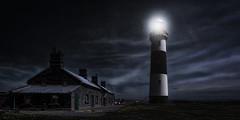 Inisheer Lighthouse, Aran Islands (whidom88) Tags: simplybeautiful