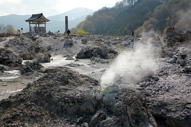 恐山の霊場の雰囲気に圧倒される|恐山菩提寺
