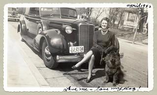 1936 Cadillac V-16 Convertible