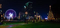 Centennial Olympic Park - Atlanta (zeeveerani) Tags: park christmas atlanta tree canon centennial olympic 6d