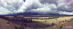 Grand Tetons (jasontho) Tags: storm mountains rain wyoming grandtetons tetons