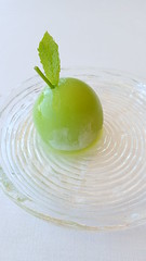 Sorbet apple