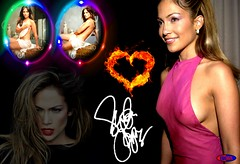 JENNIFER LOPEZ 8 (edimix1) Tags: jennifer lopez latine sexy hot hum brunette edimix fond ecran wallpaper bonne excitante jlo cuisse mini jupe decolte