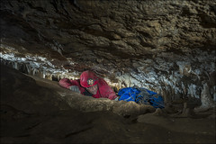 Cantorna underground (Jose Cantorna) Tags: cueva cave underground formaciones estrecho laminador santelices burgos nikon d610 paño