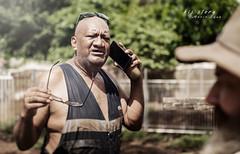 his story - photography Mario Suze (mariosuze) Tags: christopherhorne mariosuze batchelorbutterflyfarm farm australia northernterritory people mr popo mrpopo blackjoe