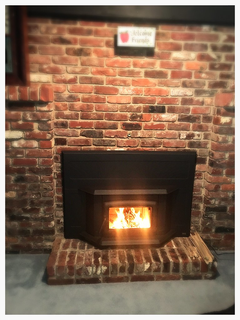 Pacific Energy Super Wood Burning Insert. Chattanooga, Tn.